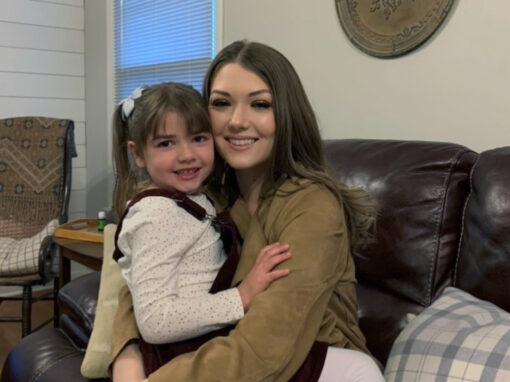 Jordan – Able to Care for her Daughter Again