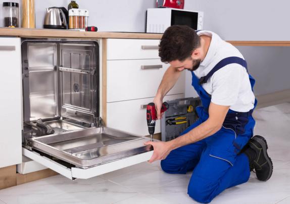 dishwashier installation