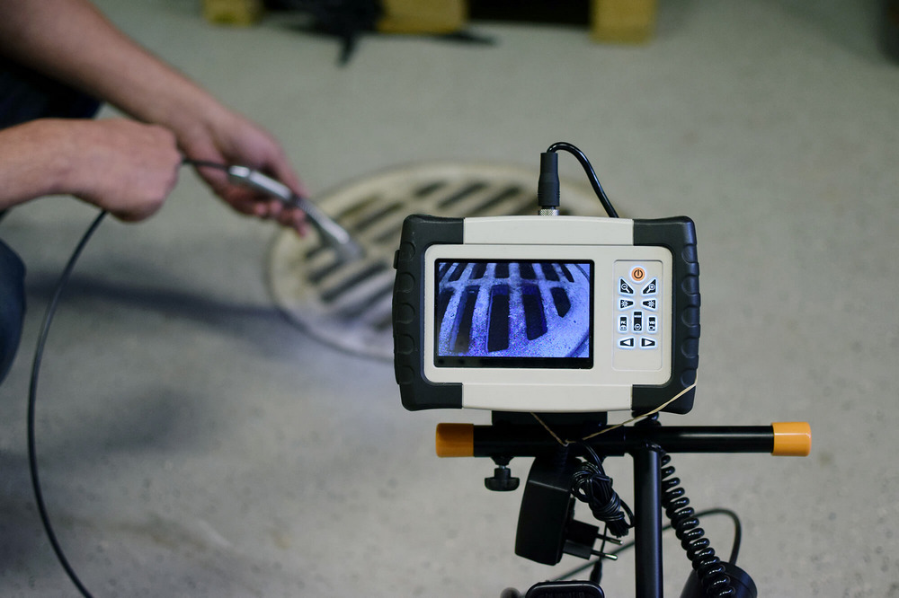 Video Camera Inspection