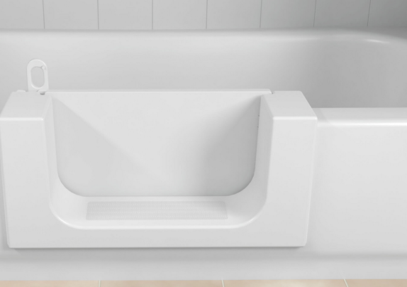 cleancut tub conversion installation
