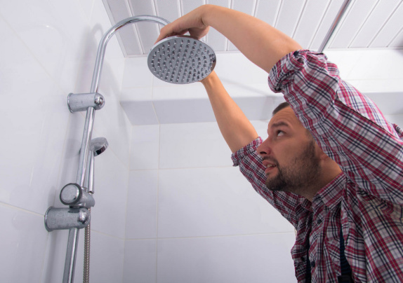 tub shower liner installation