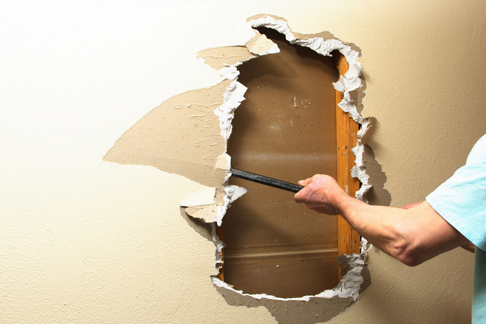 Drywall Removal