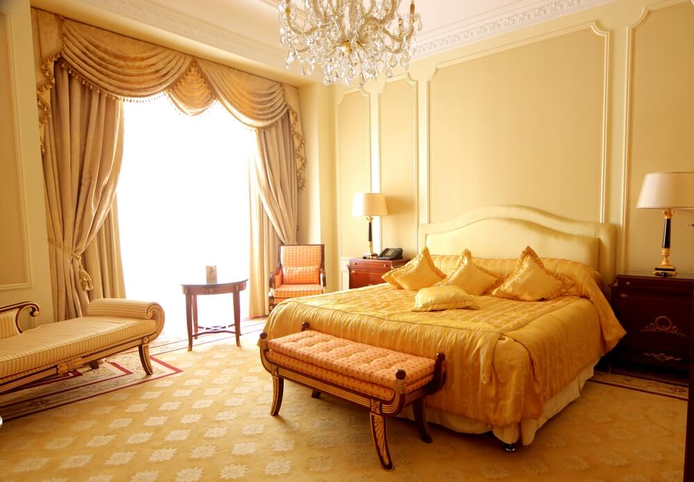 Master bedroom ideas inspired by hotels