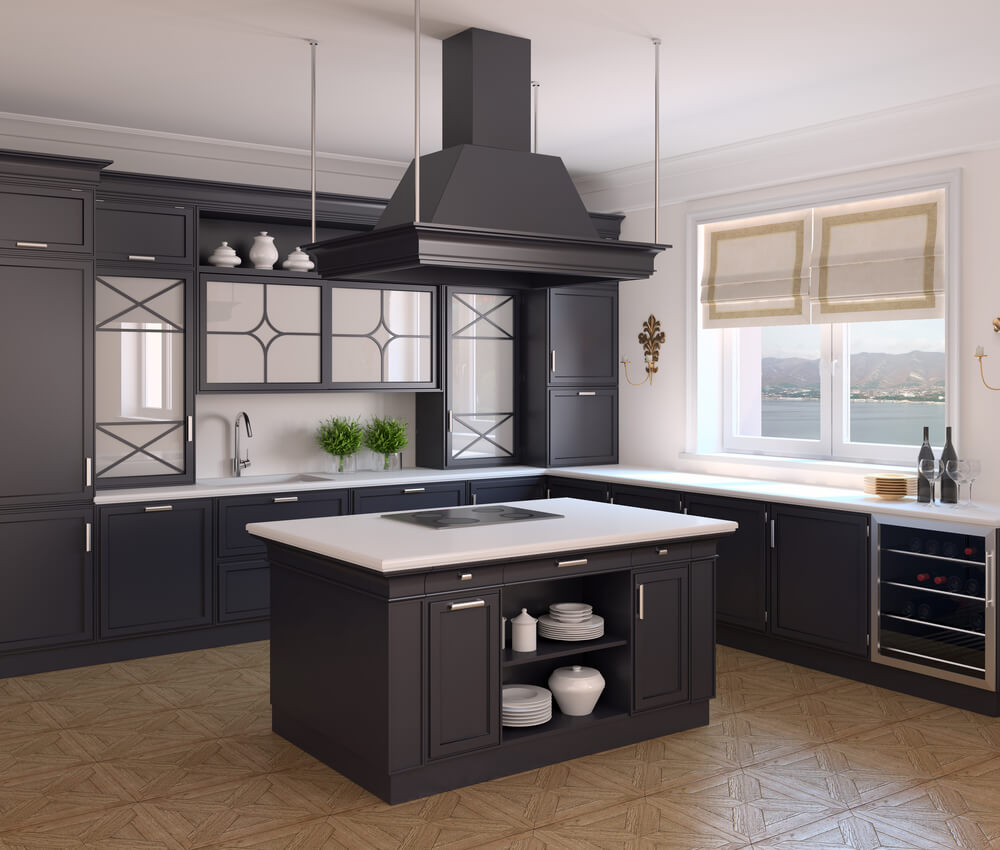 Natural kitchen light
