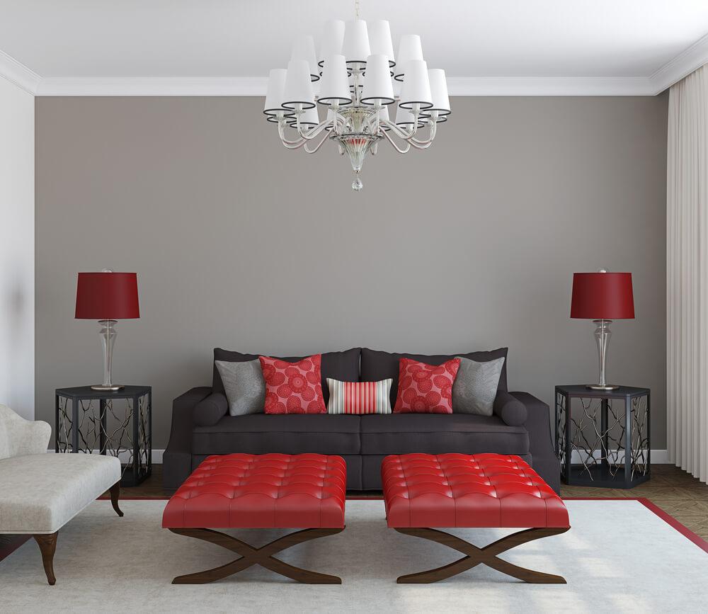 Black Living Room Furniture Love Home Designs