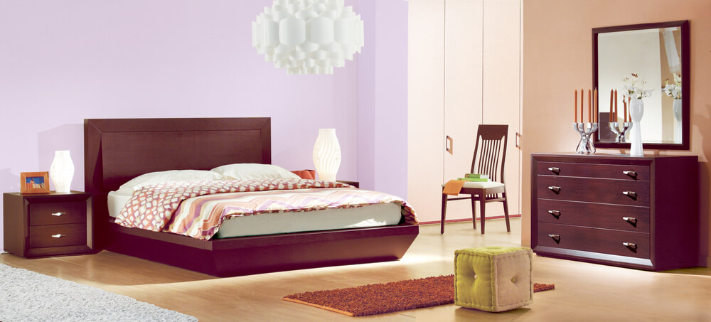 Matching bedroom furniture is a great way to start and grow your design taste.