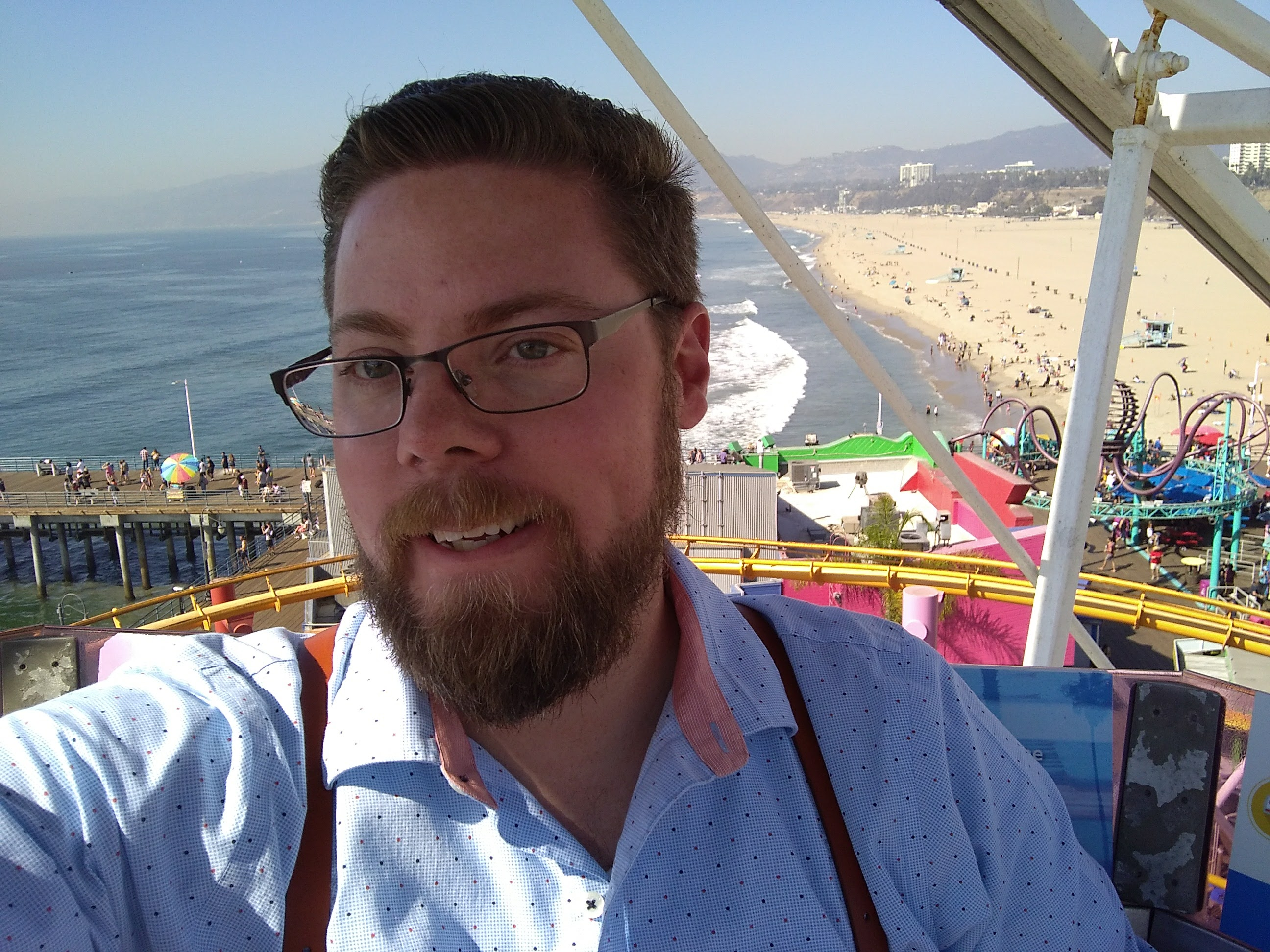 Me on Ferris Wheel