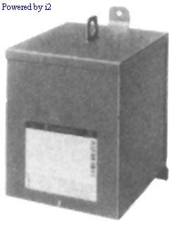 Square D 15S1F Electrical Transformers