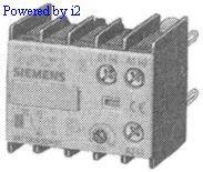 Siemens 3RT1916-2DG21 Motor Control