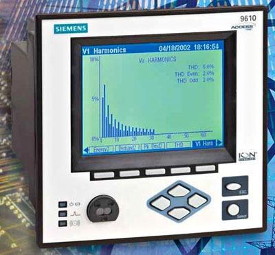 Siemens 9610DC-1156-BZZA Motor Control