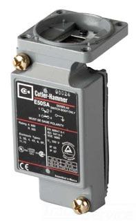 E50san Motor Control By Cutler Hammer