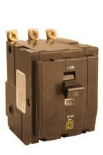Square D QOB330 Circuit Breakers
