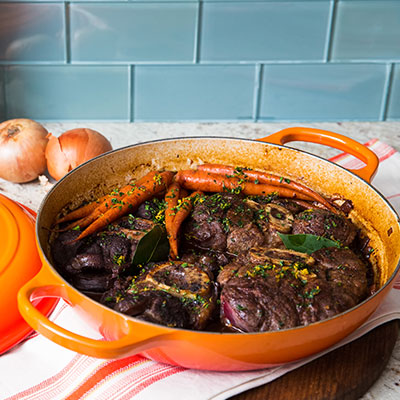 Spiced Braised Beef Shanks recipe