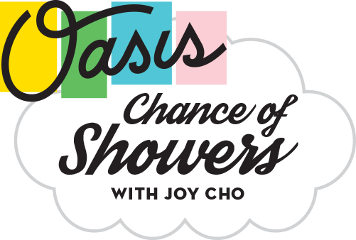 Oasis - Chance of Showers logo
