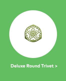 Deluxe Round Trivet