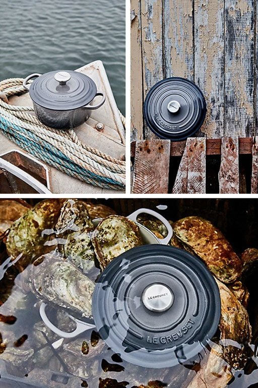 Oyster dutch oven