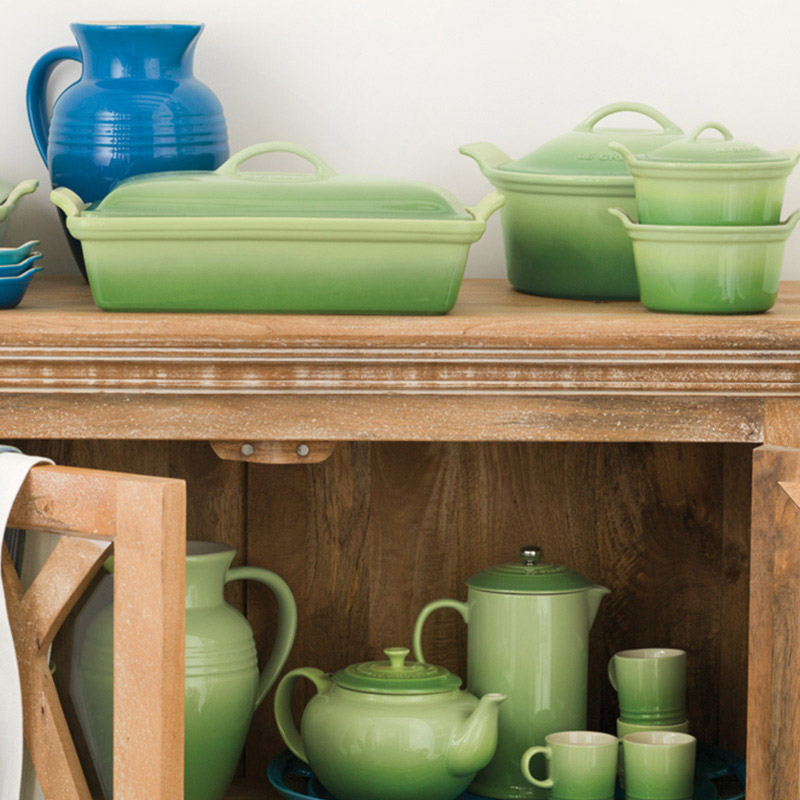 Le Creuset Stoneware & Our Materials | Le Creuset® Official Site