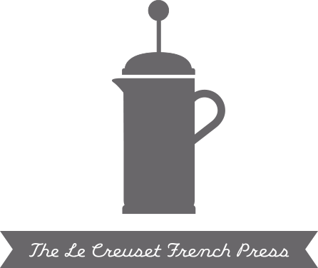 The Le Creuset French Press