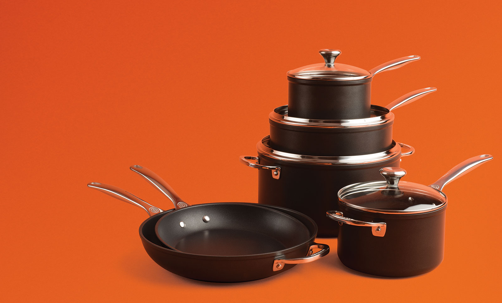 Toughened Nonstick Cookware | Le Creuset® Official Site