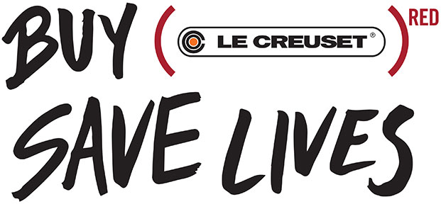 Buy Le Creuset Red - Save Lives