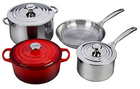 PRODUCT RED Special Edition Collection Cookware Set