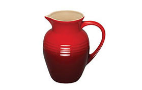 PRODUCT RED Special Edition Collection Pitcher