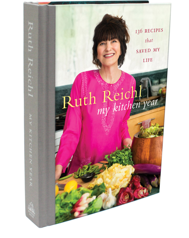 Ruth Reichl's book cover