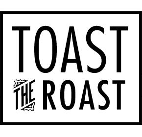 Toast the Roast logo