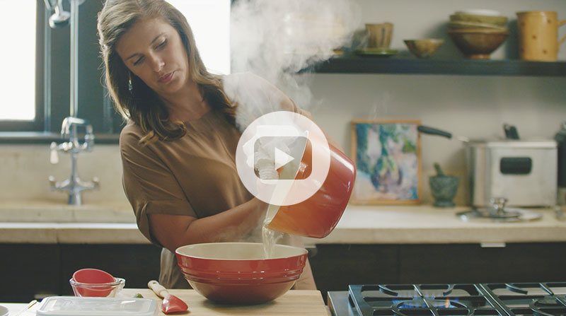Quick Pickle with Vivian Howard