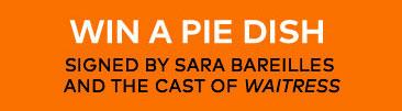 Win a pie dish
