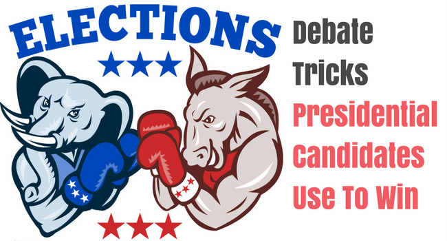 Next Presidential Debate War