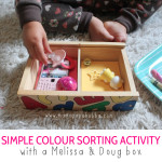 Simple Fun: Colour Sorting Game