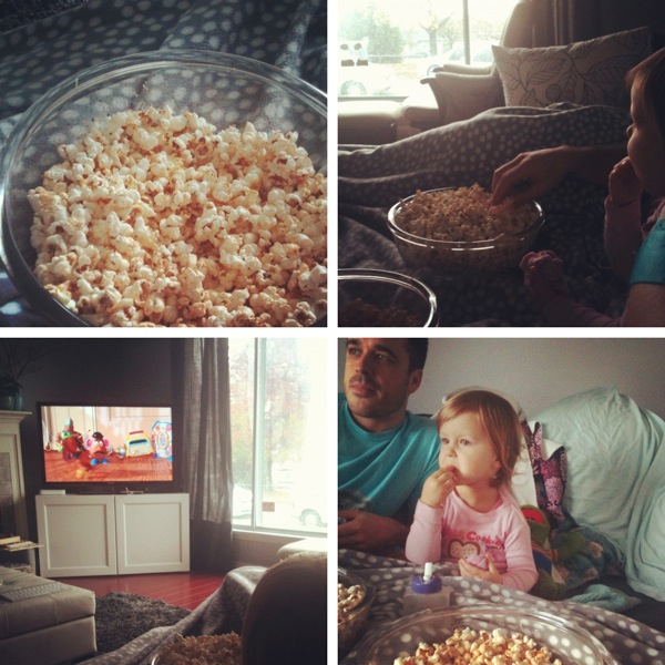 Family Movie Afternoon