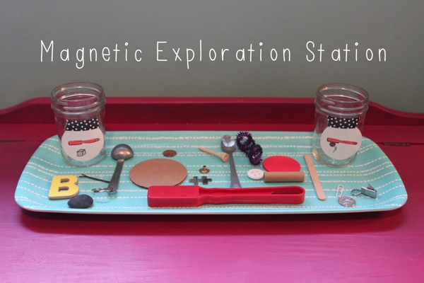 Magnetic Exploration Station
