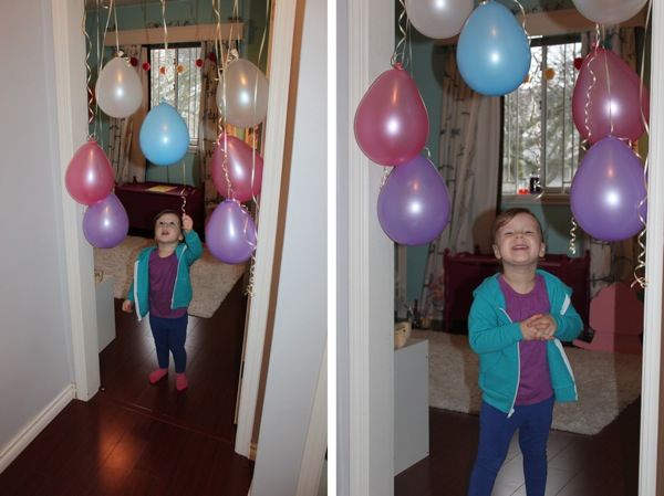 Balloon Doorway