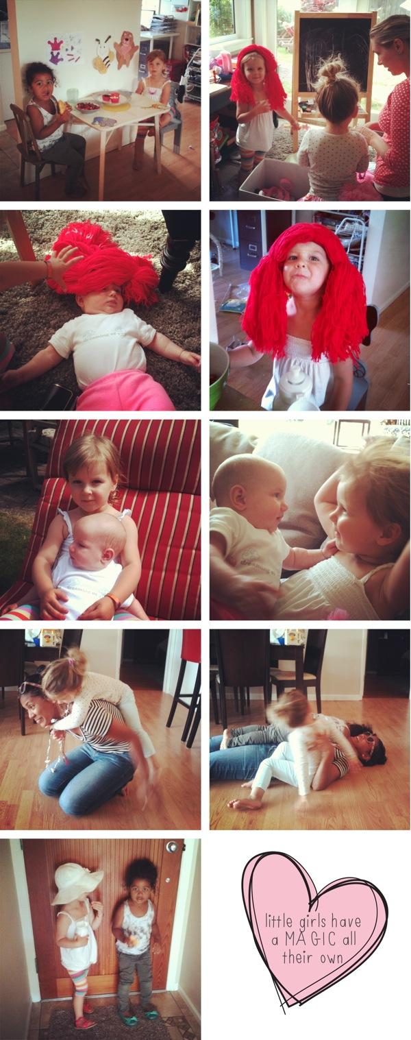 Little Girl Play Date | Mama Papa Bubba