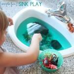 {Simple Fun} Sink Play
