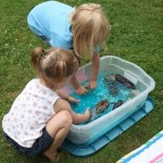 A Messy Play Date {& Some Messy Play Date Tips}