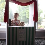 A SIMPLE Puppet Theatre
