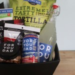 Treats for Dad Basket {A Quick and Easy Father's Day Gift}