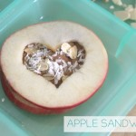 Apple Sandwiches {An Old Favourite}