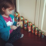 iPhoneography: Mama's Nesting Dolls