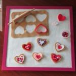 Sugar Cookie Felt Board Set