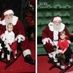 Just for Fun: Santa Photo Comparison