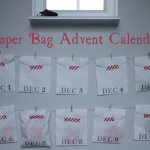 DIY {Paper Bag} Advent Calendar