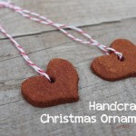 A Yearly Tradition: Handcrafted Christmas Ornaments