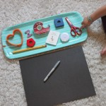 Homemade Household Objects Puzzle