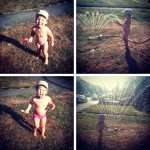 iPhoneography // Afternoon Sprinkler Session
