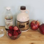 Toddler-Friendly Strawberry Applesauce