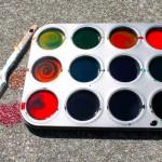 Sidewalk Chalk Painting
